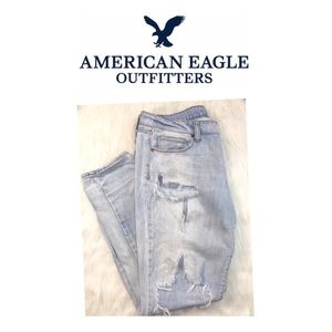 American Eagle Stretchy Jeans 12